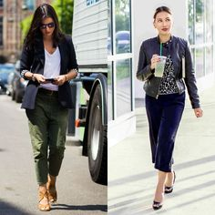 Summer business casual outfits | Women's business casual pants