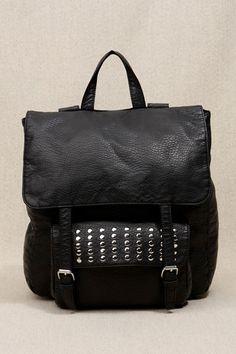 Studded Pocket Rucksack