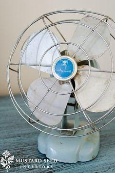 I love old fans.