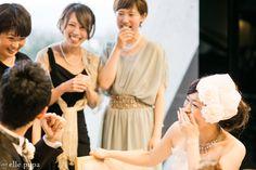 大好きカラーにお色直し*アニヴェルセルみなとみらいでの結婚式 の画像|*ウェディングフォト elle pupa blog*