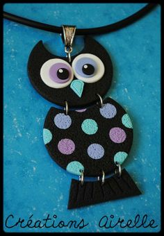 Mes chouettes http://www.dollycrazy.com/_fimo/