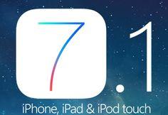 iOS 7.1 podría estar cerca de lanzarse