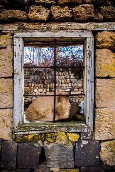 The Window of Loneliness - Stone walls Black cloth Sore heart