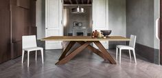 Big Table - Bonaldo design eetkamertafel