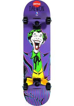 Almost Song Joker Komplettboard purple | Titus Onlineshop