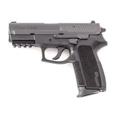 Sig Sauer Model SP2022 Semi-Automatic Pistol  Loading that magazine is a pain! Get your Magazine speedloader today! http://www.amazon.com/shops/raeind