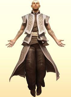 Rogue Thief Assassin Ranger Duelist Hunter Archer Bard Monk Fantasy Portrait