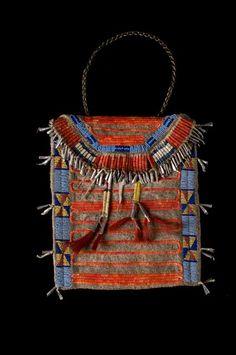 Sioux pemmican bag.