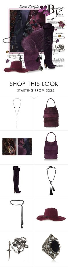 """""""Accessories style FW 2015"""" by mrekulli ❤ liked on Polyvore featuring Pamela Love, Sonam Life, Burberry, Murphy, Brian Atwood, Lanvin, Tom Ford, Emilio Pucci and Gucci"""