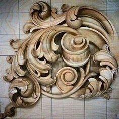 『AHMAD ALHAJ IBRAHIM』 (@ahmad_alhaj_ibrahim) • Instagram photos and videos Wood Carving Designs, Wood Carving Art, Craft Wood Pieces, Filigree Tattoo, Arabesque, Wood Creations, Bird Drawings, Wooden Art, Architectural Elements