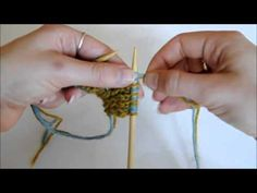 Learn How to Double Knit - Envato Tuts+ Crafts & DIY Tutorial