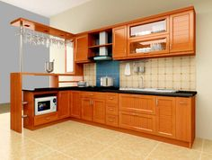 Fotos de cocinas modernas con muebles