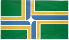 City of Portland Flags