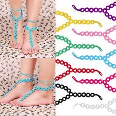 Pies desnudos sandalias Barefootsandals por SuChiInternational