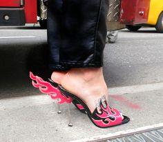 brown prada wallet - Prada Flame Shoes from 2012 on Pinterest | Prada, Prada Shoes and ...