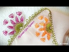 Needle Lace, Tatting, Coin Purse, Diy Crafts, Make It Yourself, Model, Youtube, Crocheting, Dots