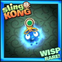 Wisp 1/1! #SlingKong http://onelink.to/slingkong