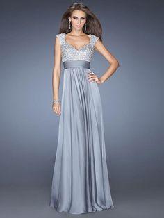 A-Line/Princess Short Sleeves Sweetheart Beading Floor-Length Chiffon Dresses