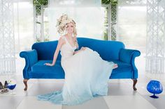 Wedding Stylist Sessions: The Whimsical, Fun-Loving Bride {ST Photography} Something Blue, Bridal Collection, Bridal Style, Event Design, Style Guides, Editorial Fashion, Eye Candy, Whimsical, Wedding Photos