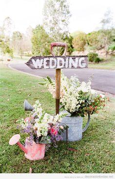 Manualidades para decorar una boda en primavera 10