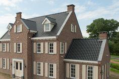 Typische kenmerken klassieke bouwstijl, regelmaat in gevelindeling