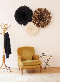 ©Selency Juju hat, scoubidou chair, console, armchair, rattan, classic home