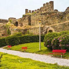 "Thessaloniki Travel on Instagram: ""Sunday loading ⏳ Take a walk on the bright side…"" Greece Vacation, Greece Travel, Mykonos, Santorini, Greek Island Hopping, Travel Expert, On The Bright Side, Thessaloniki"
