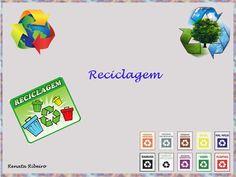 | Mundo da Bruxinha |: Reciclagem