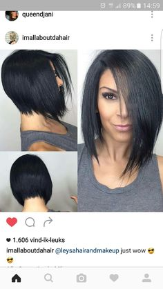Pin by Missy Mac on Hair cut in 2018 Short Hair Cuts, Short Hair Styles, Natural Hair Styles, Mom Hairstyles, Pretty Hairstyles, Long Bob Haircuts, Haircut And Color, Pinterest Hair, Hair Today
