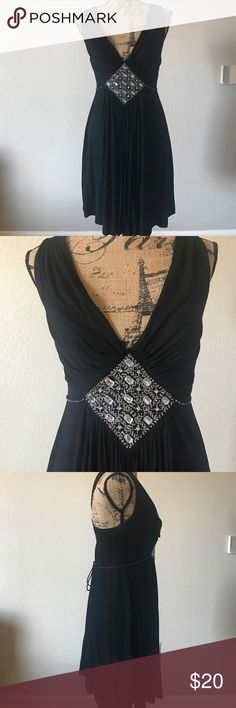 Black dress This dress is in good condition Dresses