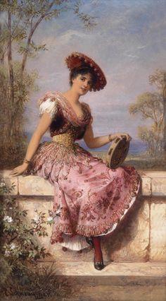 Carl Schweninger (1854-1903)(1659x3000)