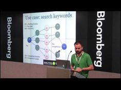 Frank Kelly: Hierarchical data clustering in Python - YouTube