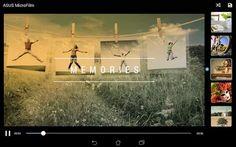 ASUS MicroFilm-Slideshow Maker - screenshot thumbnail