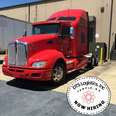 Looking for a new job? DTS Logistics, Inc, in Temple, Ga is now Hiring Over the Road Drivers. Truck Driving Jobs, New Job, Temple, How To Apply, Trucks, Temples, Truck