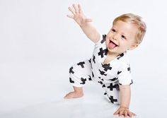 Huxbaby gives unisex organic baby clothes a stylish spin