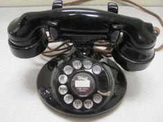 Vintage Retro Rotary Telephone