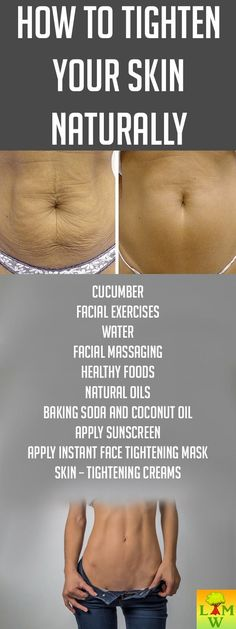 The following skin fixing tips will help you tighten the skin, eliminate wrinkles, and restore the youthful look.