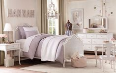 little girls room..lavender