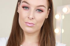 #Peachy Toned Spring Makeup | Youtube Tutorial