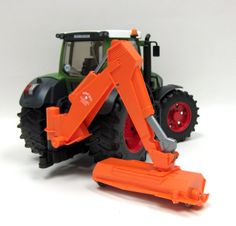 1/16th Roadside Arm Mower by Bruder Toy Toys