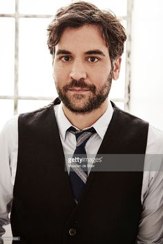 Josh Radnor from PBS's 'Mercy Street Season 2' poses for a portrait at the 2016 Summer TCAs Getty Images Portrait Studio at the Beverly Hilton Hotel on July 27th, 2016 in Beverly Hills, California