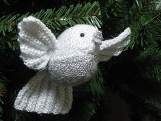 Ravelry: Snow Bird pattern by Audrey Ritchie