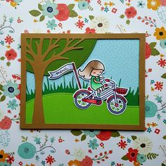 Bicycle Built For You Card 1