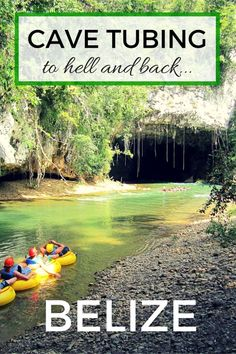 Read all about one of the country's most popular activity - Cave tubing in Belize. See what floating on inflatables into a cave system looks. It can be done with kids too. Belize with kids   Cruise ship excursion