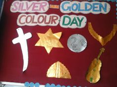Golden- Silver Colour Day