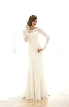sassi holford thea #wedding #dress #lace
