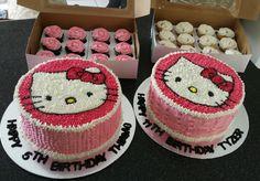 Hello Kitty cakes from CakesbySthabile