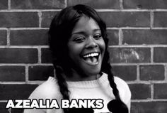 Click for free Azealia Banks tracks on Playlist!