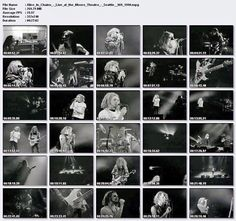 Alice in Chains...still shots from the Live at the Moore show, 1990
