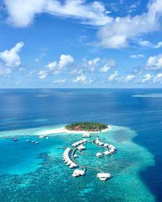Diamonds Thudufushi #Maldives #VisitMaldives